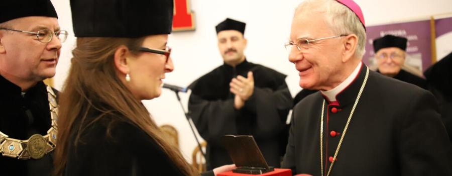 Abp Marek Jędraszewski laureatem Nagrody im. Stefana Kardynała Wyszyńskiego Prymasa Tysiąclecia