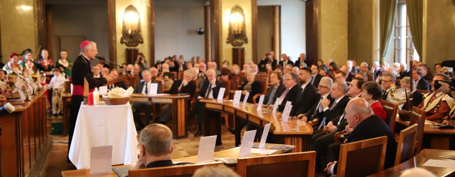 Abp Marek Jędraszewski: Bądźmy posłuszni autentycznej prawdzie
