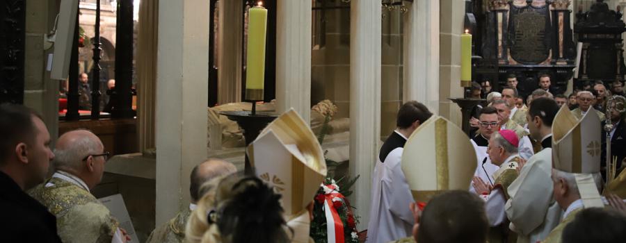 Abp Marek Jędraszewski: nasz polski naród będzie trwał, a wraz z nim będzie trwał Chrystusowy Kościół