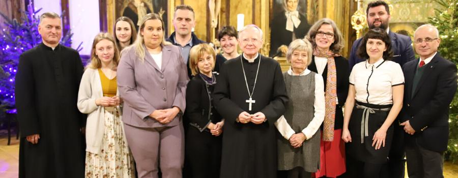 Abp Marek Jędraszewski do Arcybractwa Miłosierdzia: Bądźcie światłem dla świata