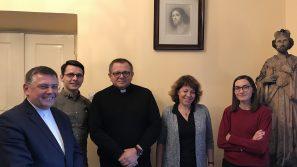 Ks. Wojciech Kościelniak – Misjonarz Miłosierdzia w Kiabakari w Tanzanii odwiedził UPJPII