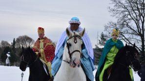 Orszak Trzech Króli w Ludźmierzu
