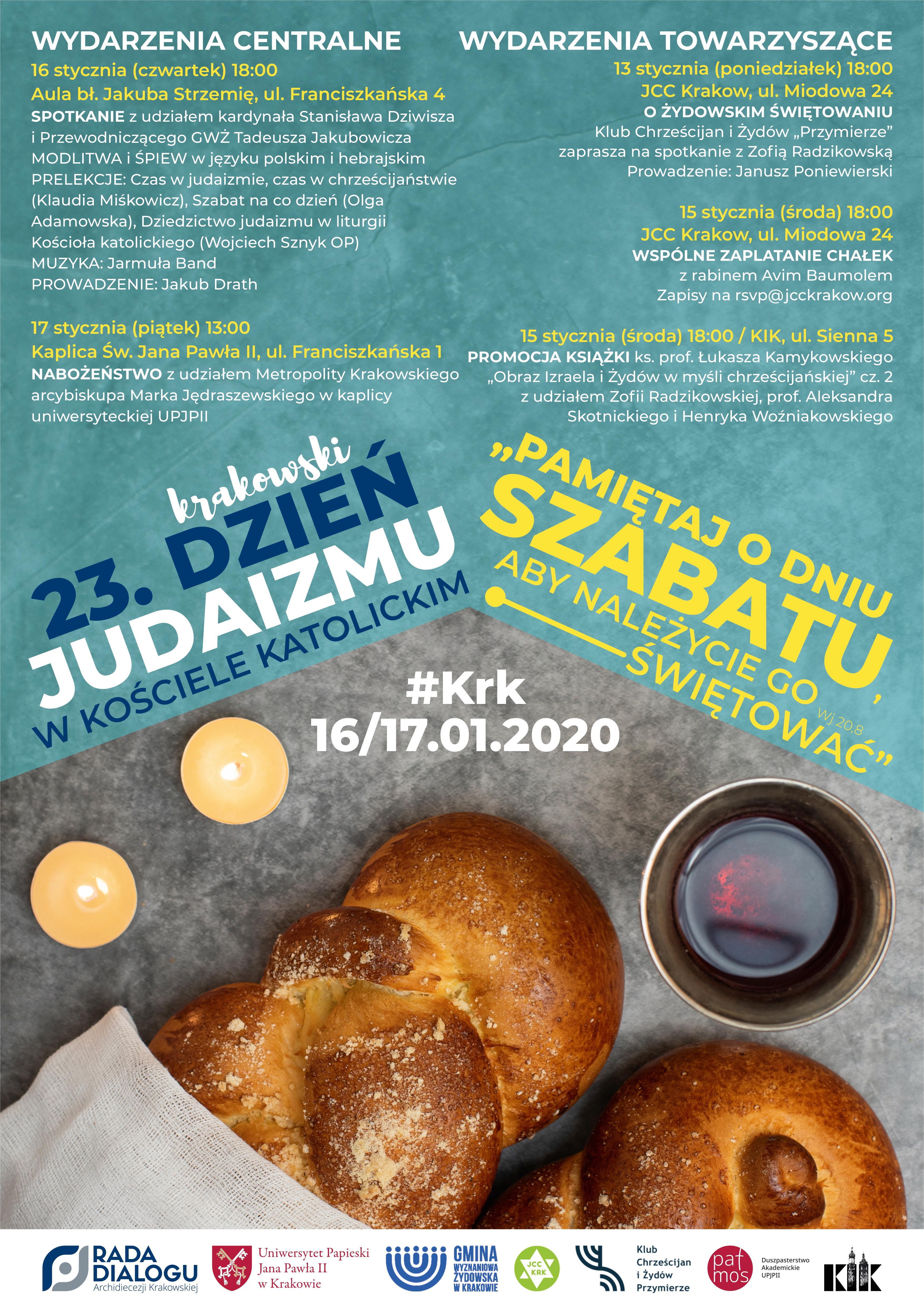 Krakowski 23. Dzień Judaizmu