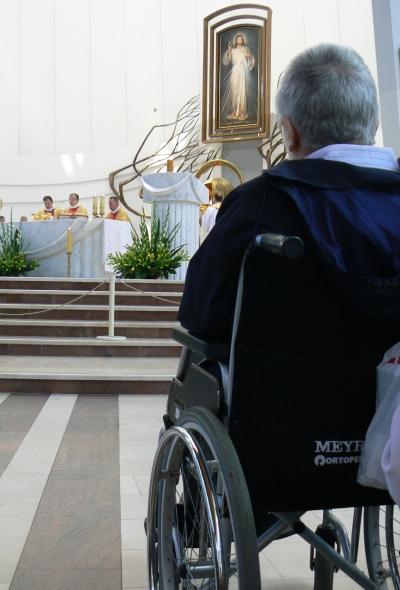 XXVIII Światowy Dzień Chorego w Łagiewnikach