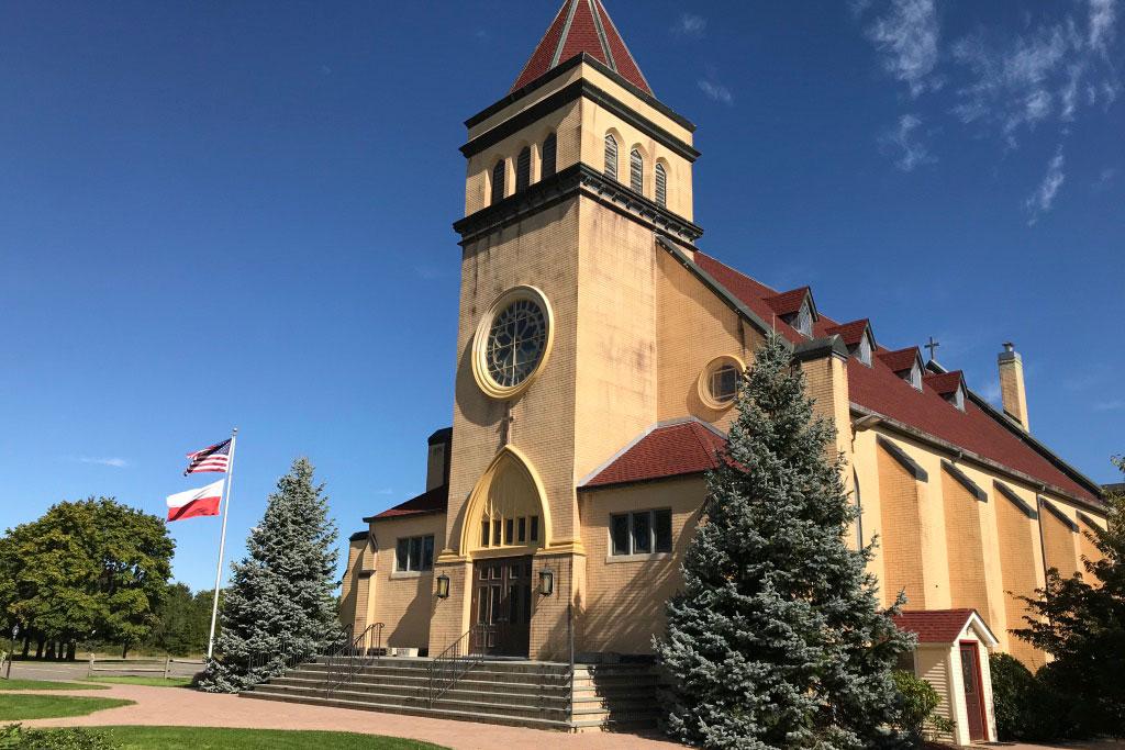Hempstead, Parafia św. Władysława