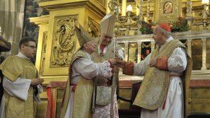 3. rocznica kanonicznego objęcia Archidiecezji Krakowskiej przez abp. Marka Jędraszewskiego