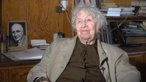 Halina Kwiatkowska: Z Karolem Wojtyłą przyjaźniłam się 72 lata