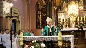 Abp Marek Jędraszewski podczas Mszy św. dla pracowników MPK: Kościół głosi Chrystusową mądrość, która daje siłę i moc