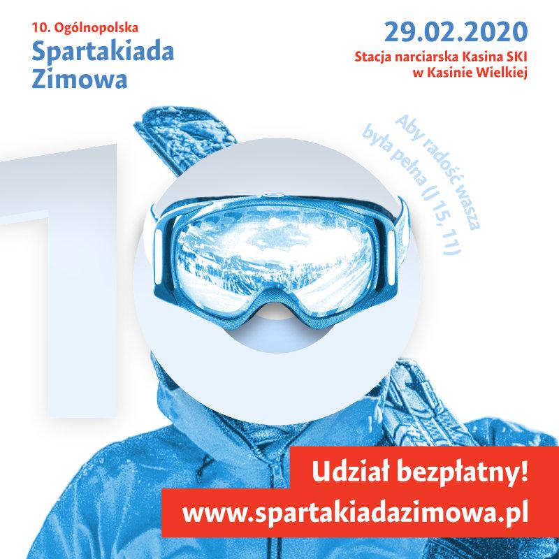 10. Ogólnopolska Spartakiada Zimowa