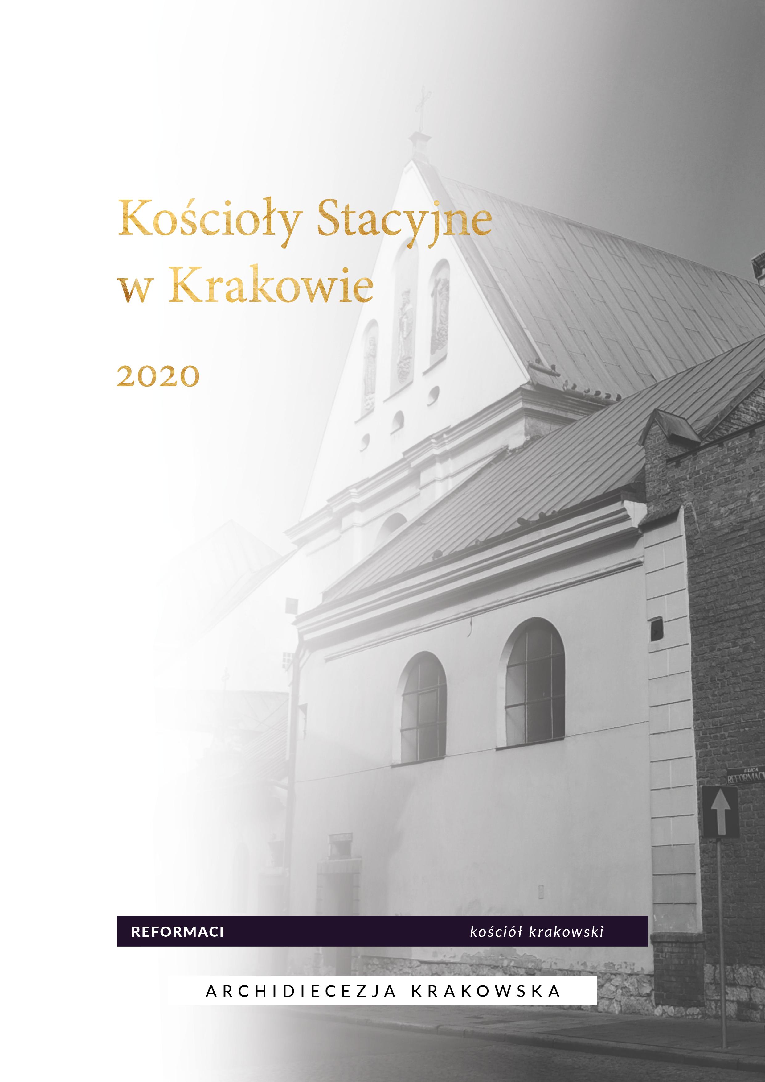 4. Kościół Stacyjny – ŚW. KAZIMIERZA – Reformaci