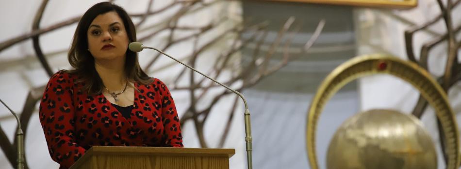 Abby Johnson podczas spotkania w Krakowie: Aborcja to czyste zło, z którym nie można iść na żaden kompromis