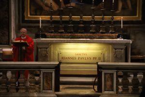 Metropolita krakowski zaprasza na Narodową Pielgrzymkę do Rzymu z okazji 100. rocznicy urodzin Karola Wojtyły – św. Jana Pawła II