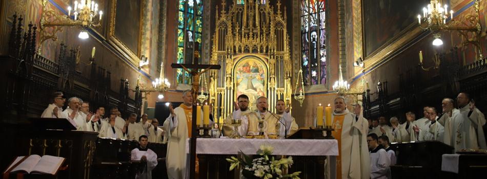 Abp Marek Jędraszewski: Bądźcie świętymi!