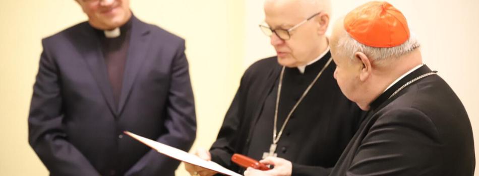 Abp Józef Michalik uhonorowany medalem Bene Merenti Polskiego Towarzystwa Teologicznego