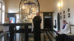 Bp Damian Muskus: z cierpiącymi i płaczącymi chcemy iść drogą ku uzdrowieniu i nadziei