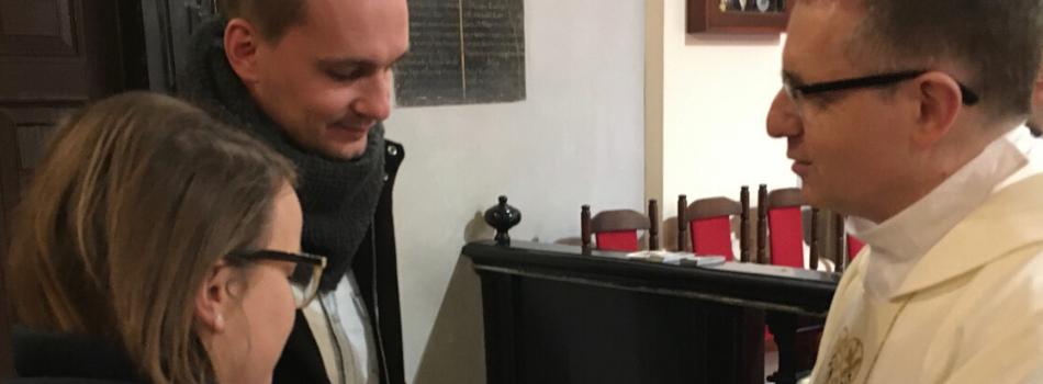 Relikwie bł. Michała Giedroycia trafiły do Poronina