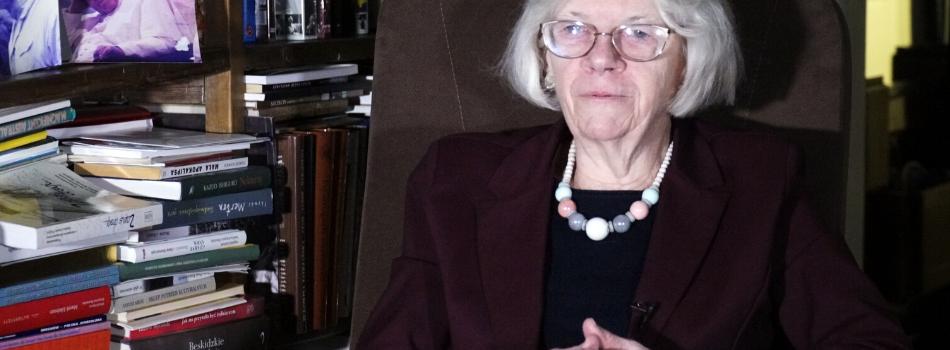 Od wakacyjnych wypraw w Bieszczady do Watykanu – Teresa Malecka o św. Janie Pawle II