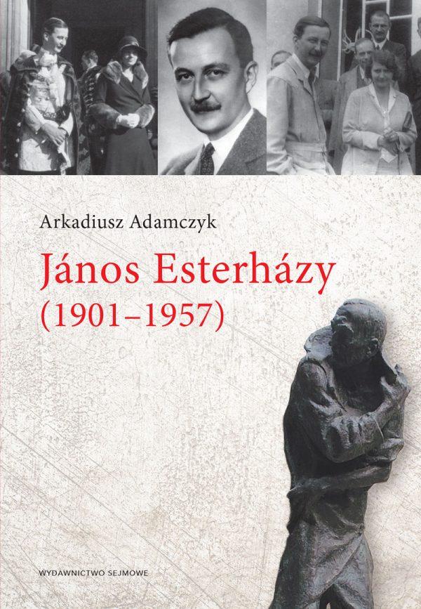 """Prezentacja książki """"János Esterházy (1901-1957). Polityk, parlamentarzysta męczennik"""""""