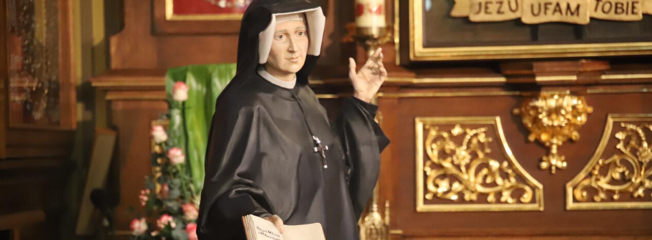 Wspomnienie św. Siostry Faustyny Kowalskiej wpisane do kalendarza liturgicznego Kościoła na całym świecie