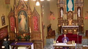Ks. Franciszek Ślusarczyk w Łagiewnikach: Błagajmy o Boże Miłosierdzie dla całego świata