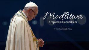 W piątek o 18.00 papież Franciszek zaprasza do wspólnej modlitwy