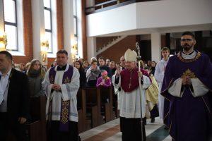Abp Marek Jędraszewski do parafian w Płaszowie: światu potrzebny jest radykalizm wiary
