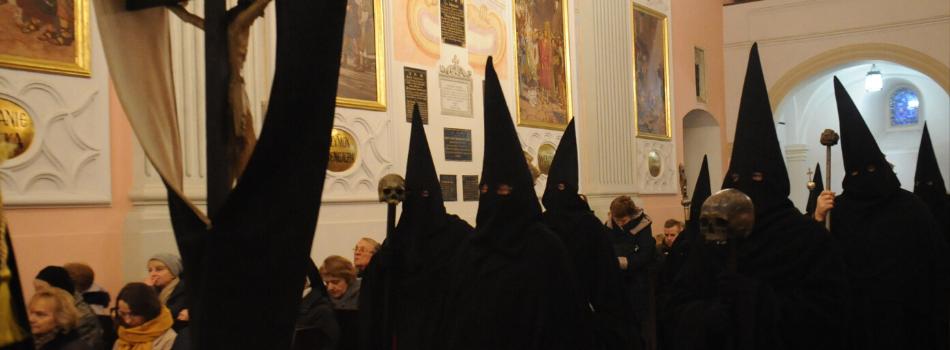 Nabożeństwa wielkopostne w Archidiecezji Krakowskiej
