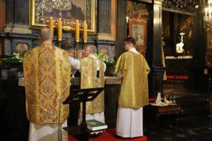 Abp Marek Jędraszewski podczas Mszy św. w intencji miasta i jego mieszkańców: św. Józef to wzór wiary i zaufania Bogu