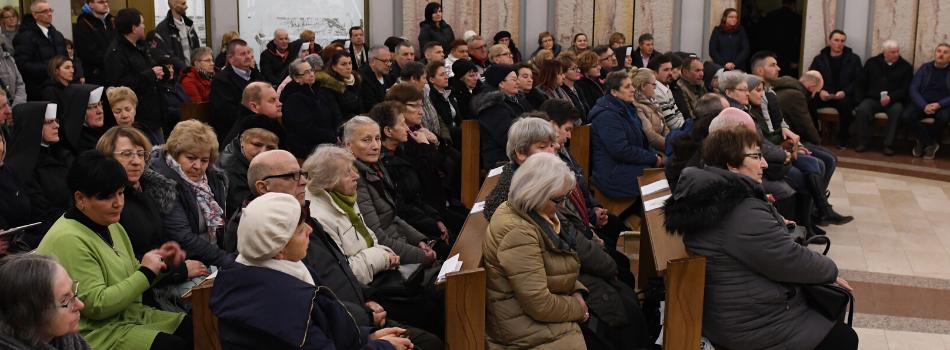 Modlili się o trzeźwość Polaków