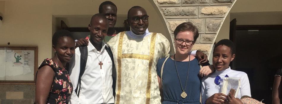 Animatorka Ruchu Światło-Życie na misjach w Kenii spełnia Boże plany