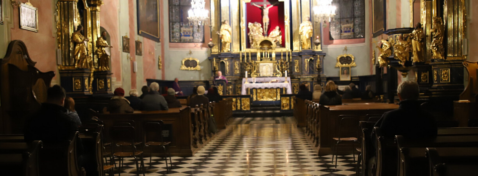 Kościół stacyjny św. Barbary: Od nas dużo zależy!