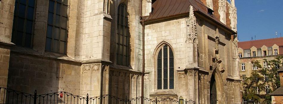 Kościół stacyjny św. Katarzyny Aleksandryjskiej: lekarstwa na spokój i ład duchowy
