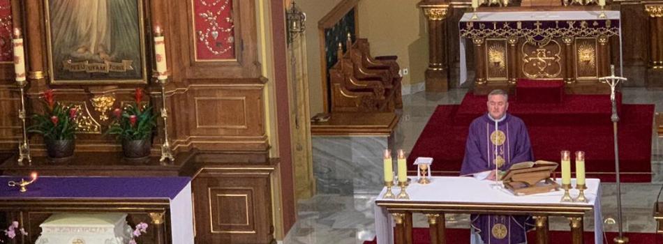 Ks. Aleksander Wójtowicz w Łagiewnikach: uruchamiajmy wyobraźnię miłosierdzia