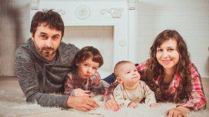 Rodzina w czasie epidemii