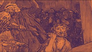 """""""Św. Jan Paweł II Wielki: na drodze Chrystusa"""" – Stacja III"""