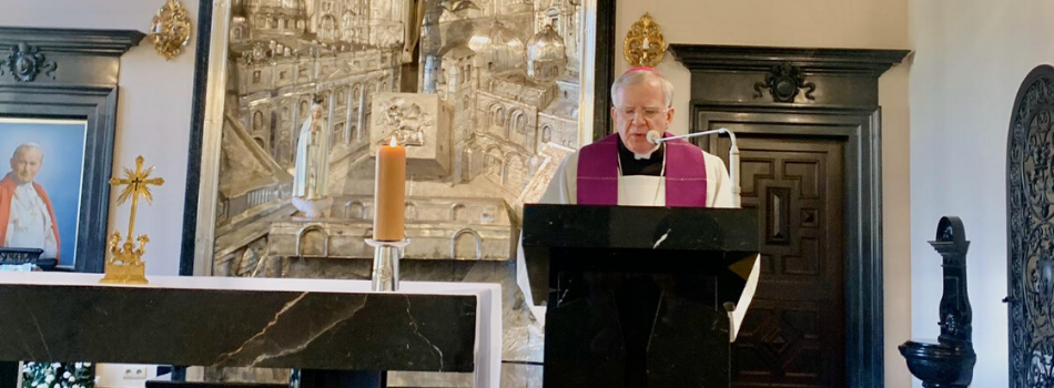 """Rekolekcje dla Radia Maryja i Telewizji TRWAM: """"Bądźcie miłosierni, jak Ojciec Wasz jest miłosierny"""""""