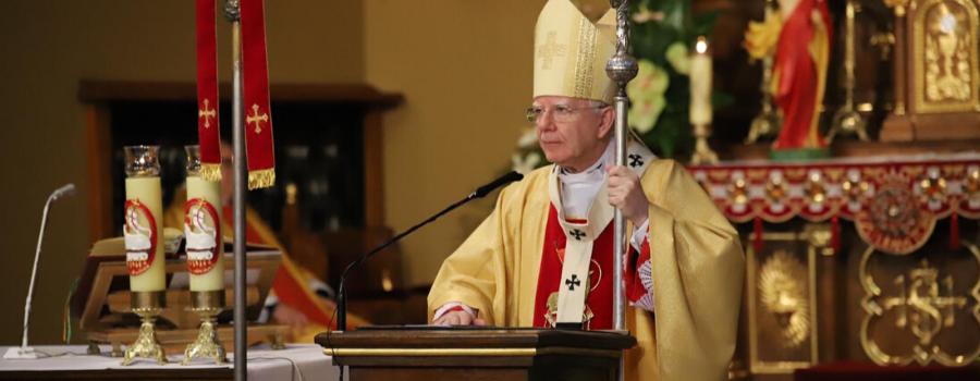Abp Marek Jędraszewski: w Piśmie Świętym szukać duchowej inspiracji i wewnętrznej równowagi