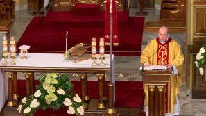 Ks. Jerzy Pytraczyk w Łagiewnikach: Pozwolić w swoim życiu działać Duchowi Świętemu