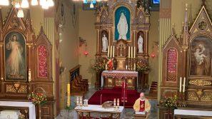 Kustosz Sanktuarium Bożego Miłosierdzia: Tobie zawierzamy dziś losy świata i każdego człowieka