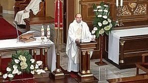 Ks. Paweł Gałuszka w Łagiewnikach: Pozwólmy się przenikać Bogu