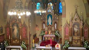 Ks. Bogusław Seweryn w Łagiewnikach: Uczcijmy obraz Jezusa Miłosiernego tak, jak On sam tego pragnął
