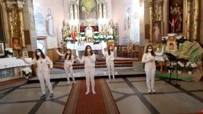 """Mini """"Róża dla Jezusa Miłosiernego"""" w Przytkowicach"""