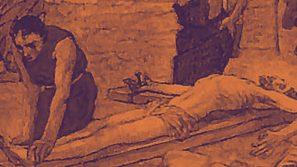 """""""Św. Jan Paweł II Wielki: na drodze Chrystusa"""" – Stacja XI"""