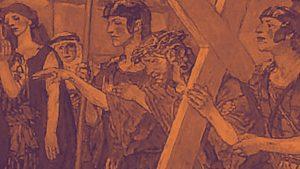 """""""Św. Jan Paweł II Wielki: na drodze Chrystusa"""" – Stacja VIII"""