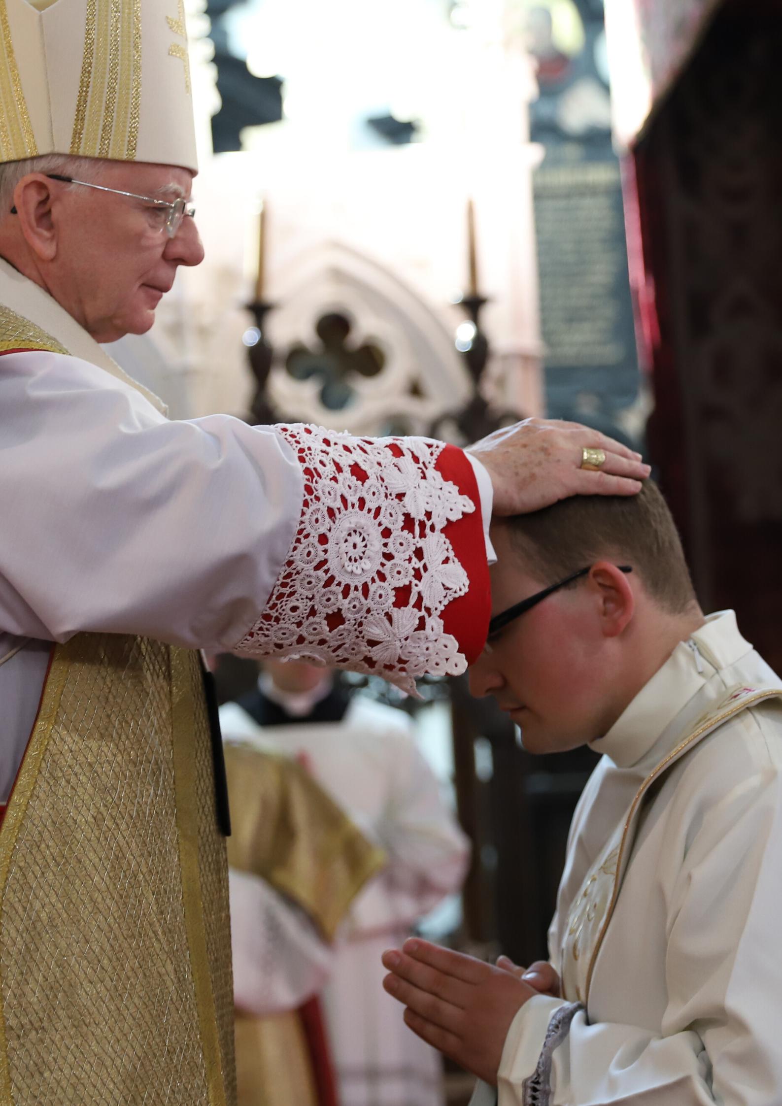 Święcenia kapłańskie Salwatorianów