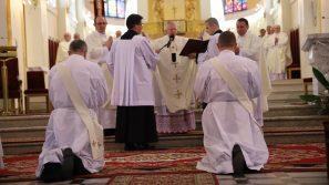 Święcenia kapłańskie Salwatorianów: Uczeń Chrystusa jest dla świata świadkiem nadziei