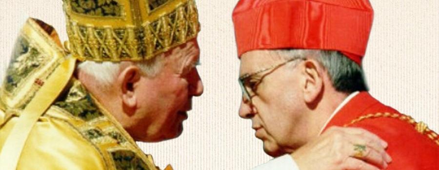 Papież Franciszek o św. Janie Pawle II: Był wielki!