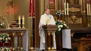 Ks. Rafał Buzała w Łagiewnikach: Budować Polskę Chrystusową
