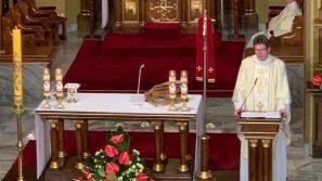Ks. Jerzy Czerwień w Łagiewnikach: Przynależność do Jezusa drogą, aby owocować ku chwale Boga Ojca