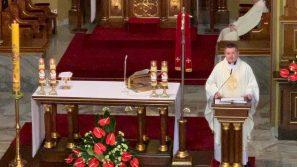 Ks. Marcin Rozmus w Łagiewnikach: budujmy młody Kościół ciągle odnawiając swoją miłość